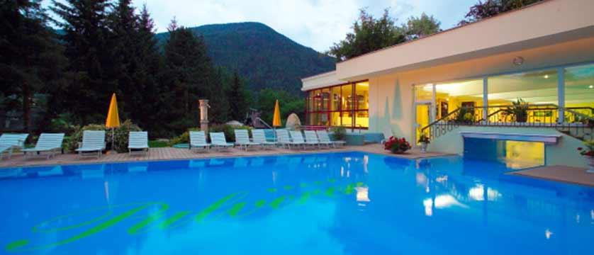 Hotel Pulverer, Bad Kleinkirchheim, Austria - outdoor pool.jpg